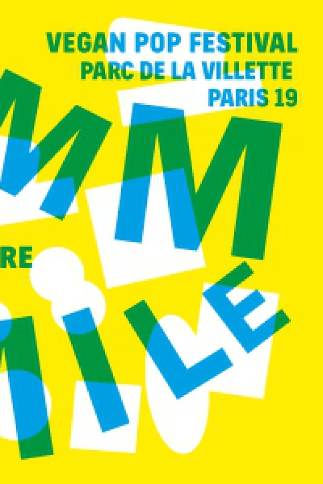 SMMMILE - Vegan Pop Festival :  OMAR SOULEYMAN + IFE  @ Cabaret Sauvage - Paris