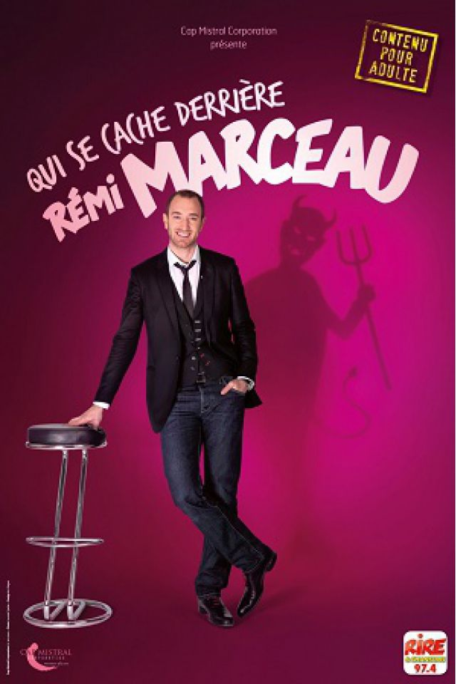 QUI SE CACHE DERRIERE REMI MARCEAU @ APOLLO THEATRE - PARIS
