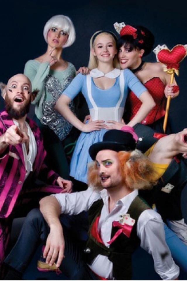 Alice @ Theatre de la vallee de l'Yerres - BRUNOY