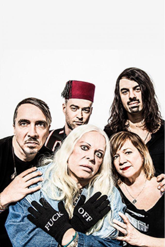 PSYCHIC TV + ATONALIST + TUSCALOOSA + RICHARD BELLIA DJ SET @ L'AERONEF - LILLE
