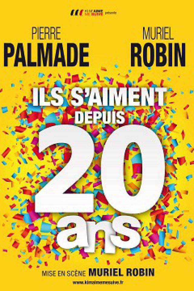 PIERRE PALMADE - MURIEL ROBIN @ Zénith d'Amiens - AMIENS
