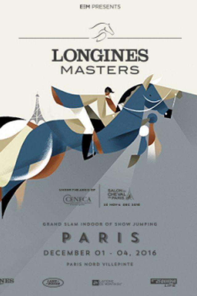 LONGINES MASTERS DE PARIS - SESSION 5 Samedi Journée @ PARC DES EXPOSITIONS HALL 5B - VILLEPINTE