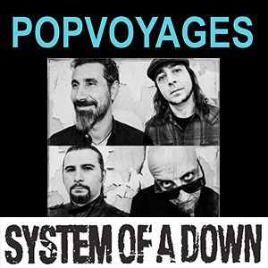 SYSTEM OF DOWN A NIMES 2017 DEPART CARCASSONNE @ BUS POPVOYAGES DEPART CARCASSONE - CARCASSONNE