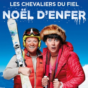Th��tre LES CHEVALIERS DU FIEL : NOEL D'ENFER