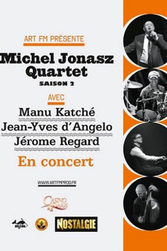 MICHEL JONASZ Quartet Saison 2 @ Casino de Paris - Paris