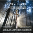 Spectacle EXCALIBUR live à Brocéliande