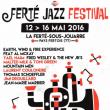 Festival Ferté Jazz - PASS 4 JOURS