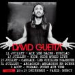 Concert DAVID GUETTA @ Halle Tony Garnier, LYON - 28 Janvier 2016