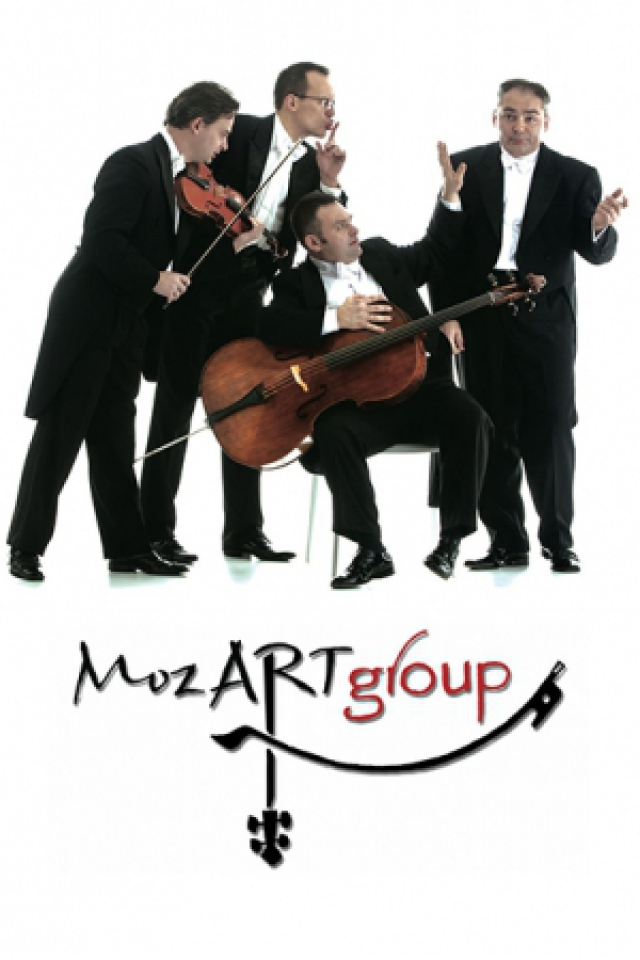 Concert MozART GROUP à LILLE @ Théâtre Sébastopol - Billets & Places