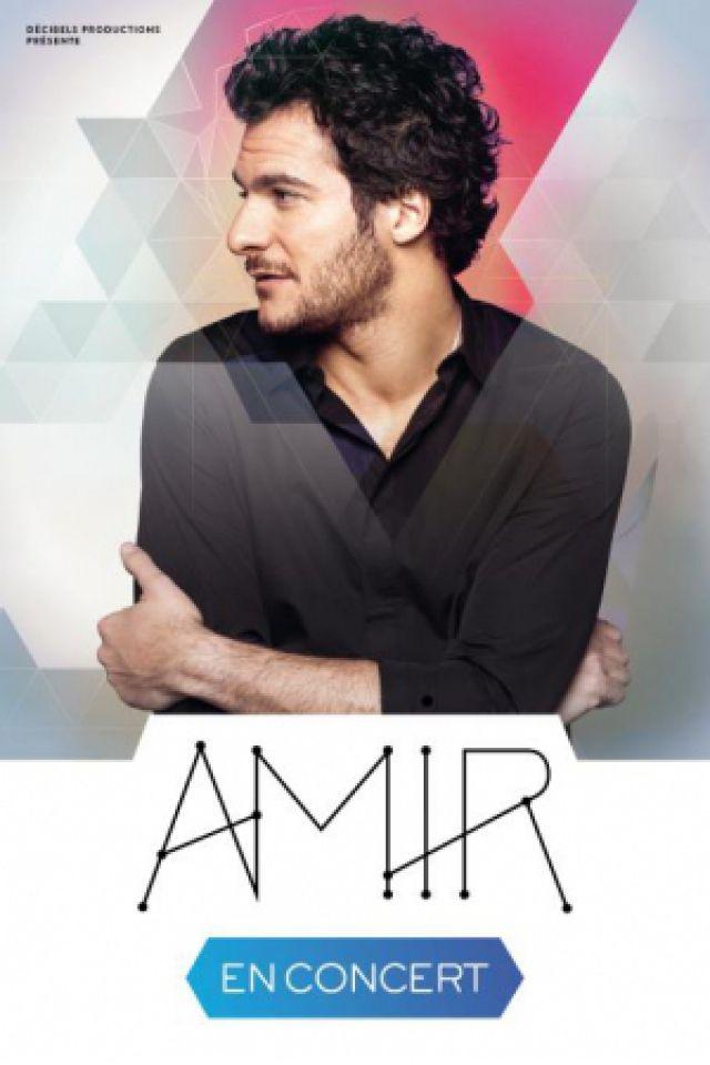 AMIR  -  Au cœur de moi @ Le Kursaal - DUNKERQUE