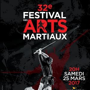 32ème Festival des Arts Martiaux