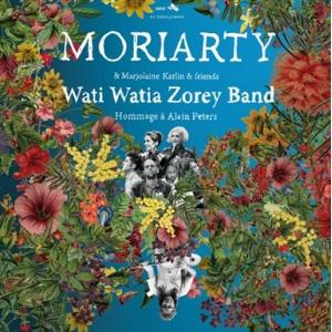 Concert Wati Watia Zorey Band (Moriarty & friends)