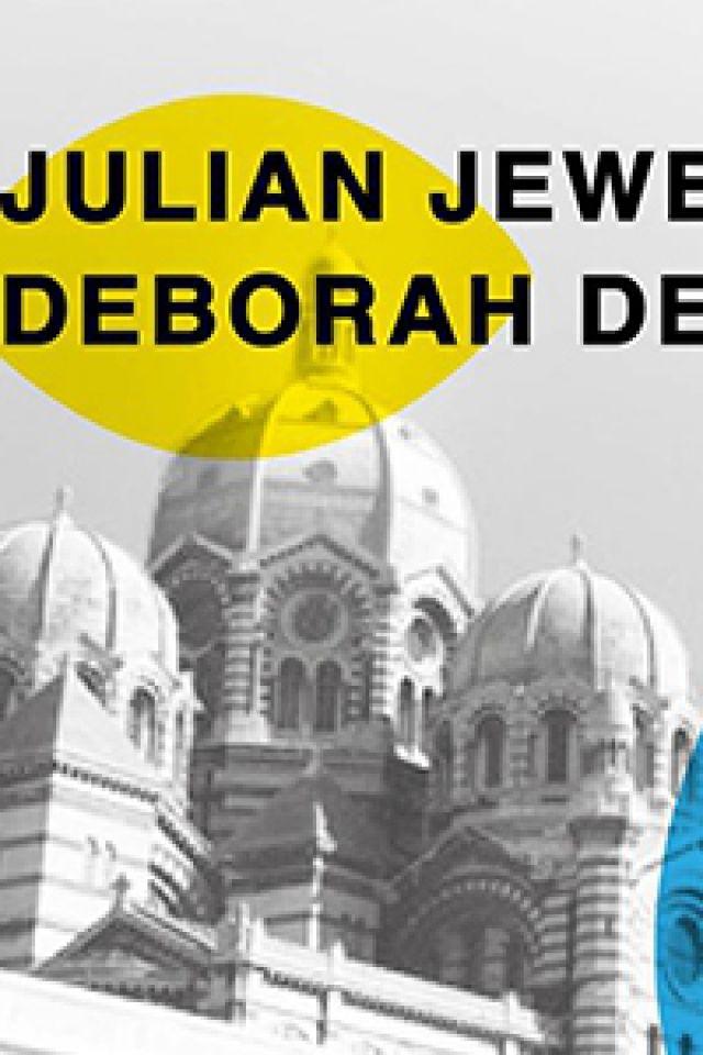 Visionair : Julian Jeweil & Deborah De Luca @ ROOFTOP R2 Marseille - MARSEILLE