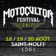 MOTOCULTOR FESTIVAL - PASS VENDREDI 18 AOÛT 2017