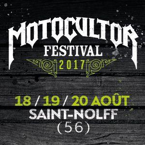 MOTOCULTOR FESTIVAL - PASS DIMANCHE 20 AOÛT 2017 @ Site de Kerboulard - Saint Nolff