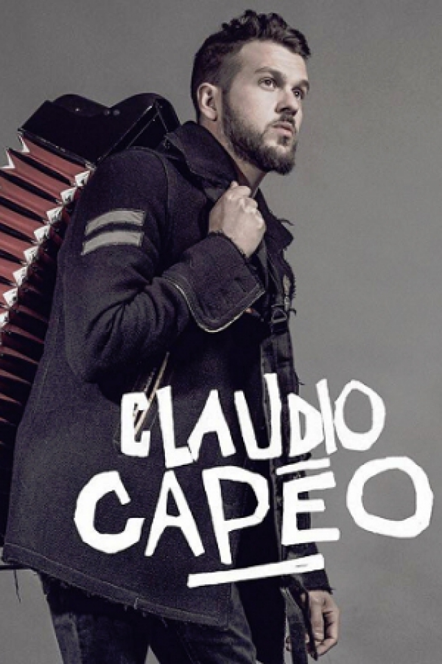 CLAUDIO CAPÉO @ La Cigale - Paris