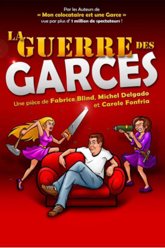 LA GUERRE DES GARCES @ LE K - KABARET CHAMPAGNE MUSIC HALL - TINQUEUX
