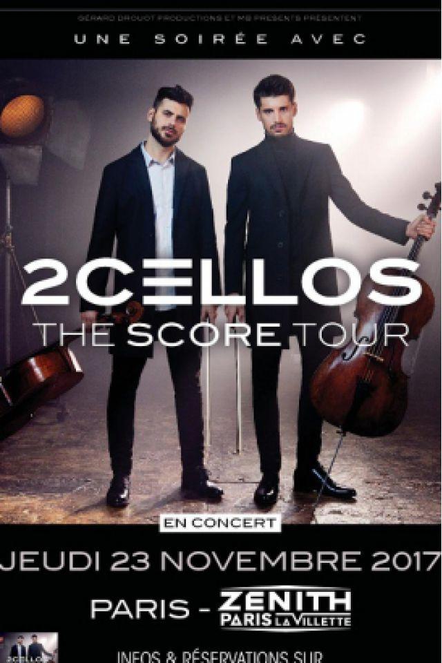 Concert 2CELLOS