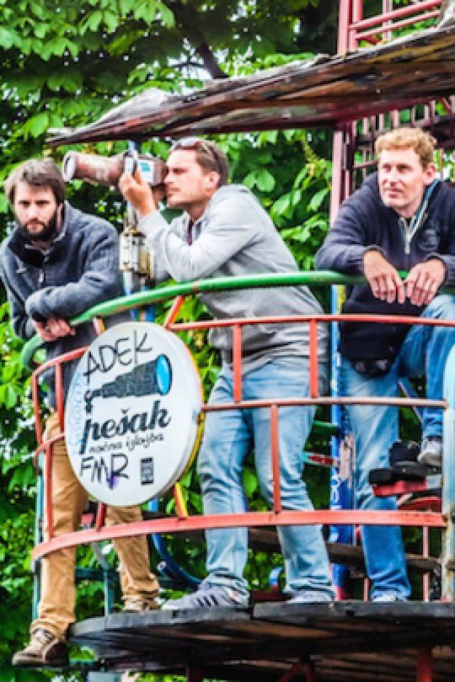 Concert la belle bleue kopernik au jardin moderne for Jardin moderne rennes