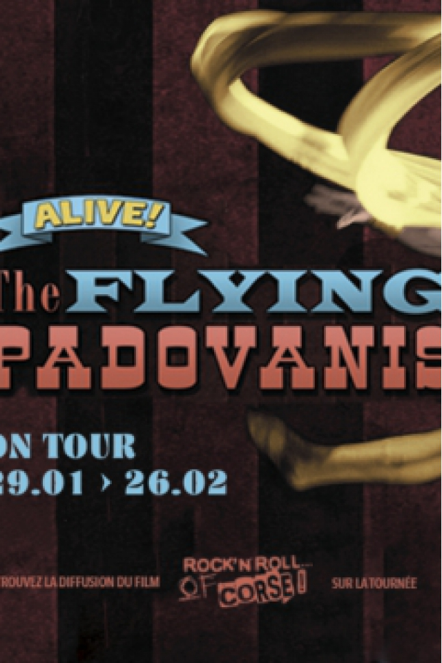 The Flying Padovanis + Mini Vague @ L'Antirouille  - MONTPELLIER
