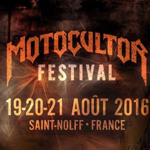 MOTOCULTOR FESTIVAL 2016 - PASS 3 JOURS @ Site de Kerboulard - Saint Nolff