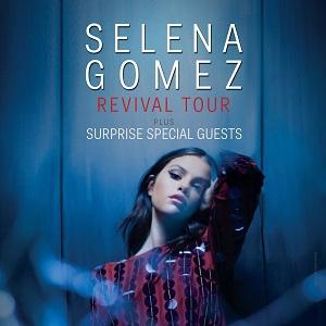 Concert SELENA GOMEZ