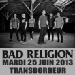Concert BAD RELIGION + UNCOMMONMENFROMMARS