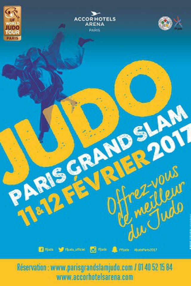 PARIS GRAND SLAM 2017 @ ACCORHOTELS ARENA - PARIS 12