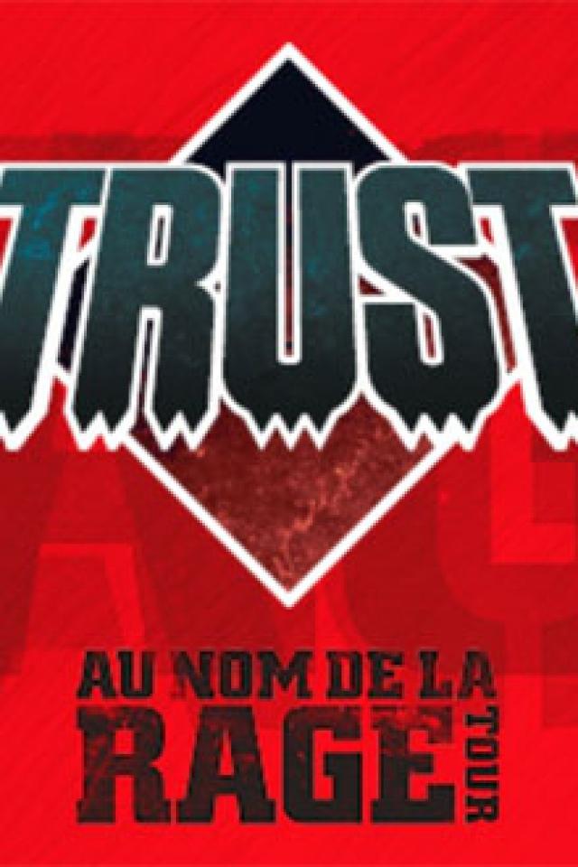 TRUST + Guests @ Zenith de Strasbourg - Europe - Eckbolsheim-Strasbourg