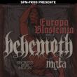 Behemoth + MGLA + Secrets of the Moon