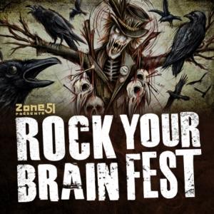 ROCK YOUR BRAIN FEST - Dimanche @ Les Tanzmatten - SÉLESTAT