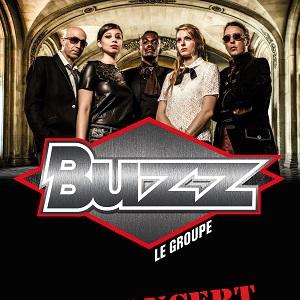 Concert Buzz le groupe