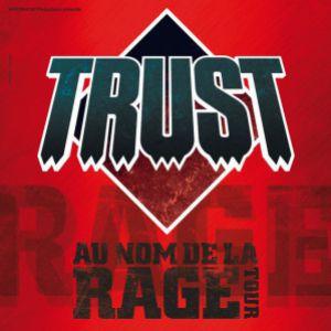 Concert TRUST - Au nom de la rage tour
