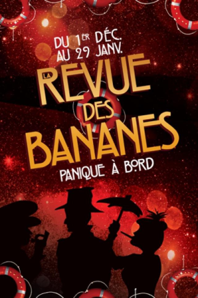 PANIQUE A BORD @ THEATRE 100 NOMS - NANTES