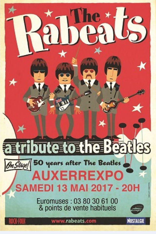 THE RABEATS @ Auxerrexpo - Auxerre