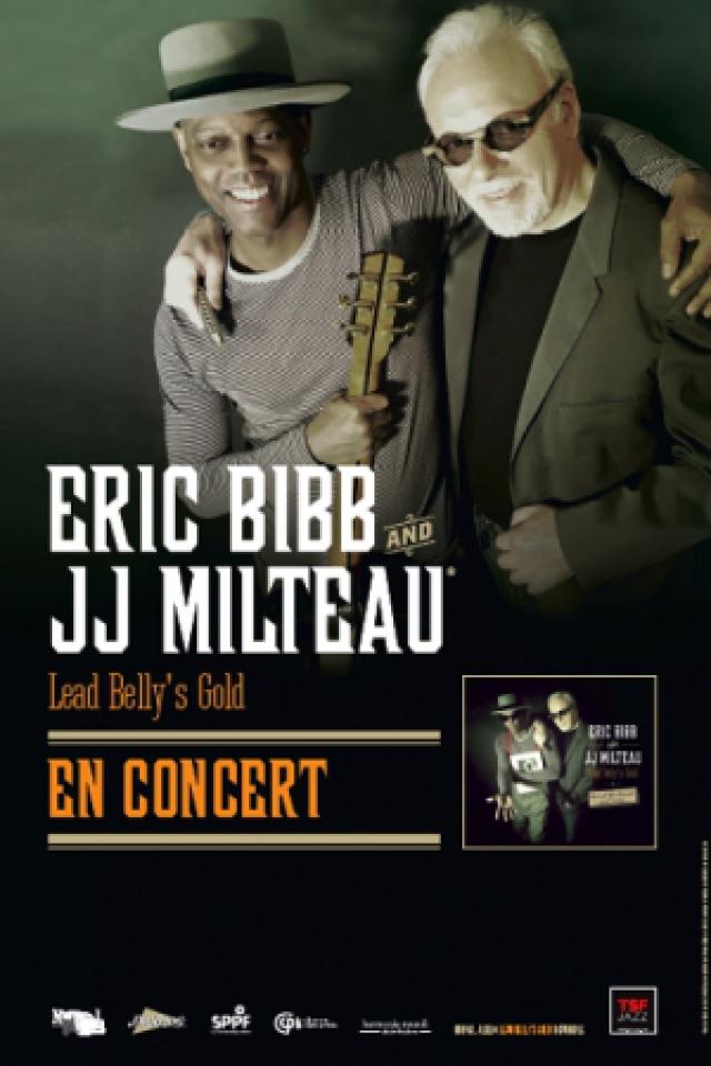 Eric Bibb & JJ Milteau @ La Cigale - Paris