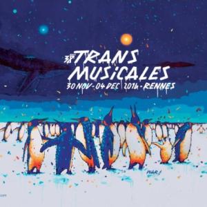 Festival 38ÈMES RENCONTRES TRANS MUSICALES DE RENNES // UBU - DIMANCHE