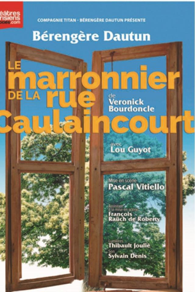 Le marronnier de la rue Caulaincourt @ Le Funambule Montmartre - PARIS