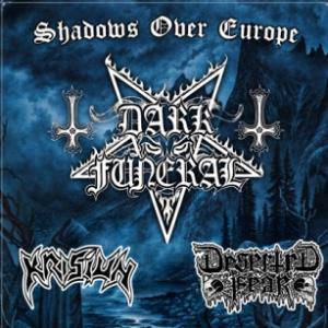 Concert DARK FUNERAL + KRISIUN + DESERTED FEAR
