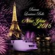 Réveillon Boat Party Croisière sur la seine 2016