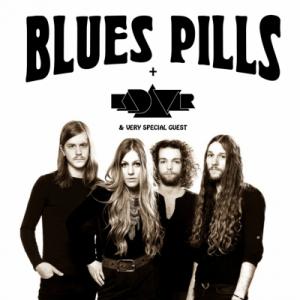 Concert BLUES PILLS + KADAVAR + Guest