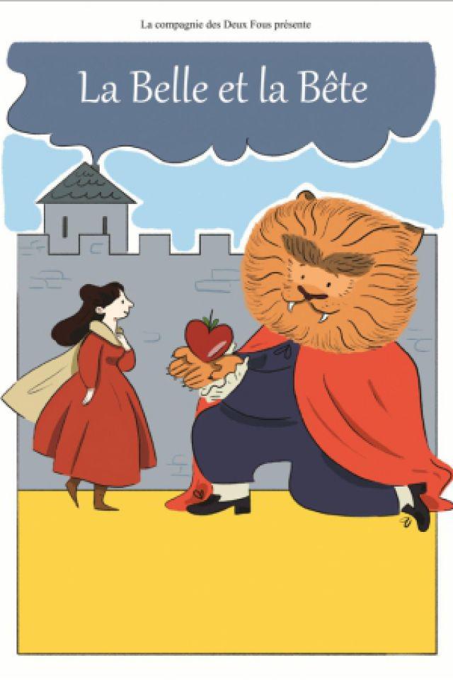 La Belle et la Bête @ Comédie PaKa - MARSEILLE