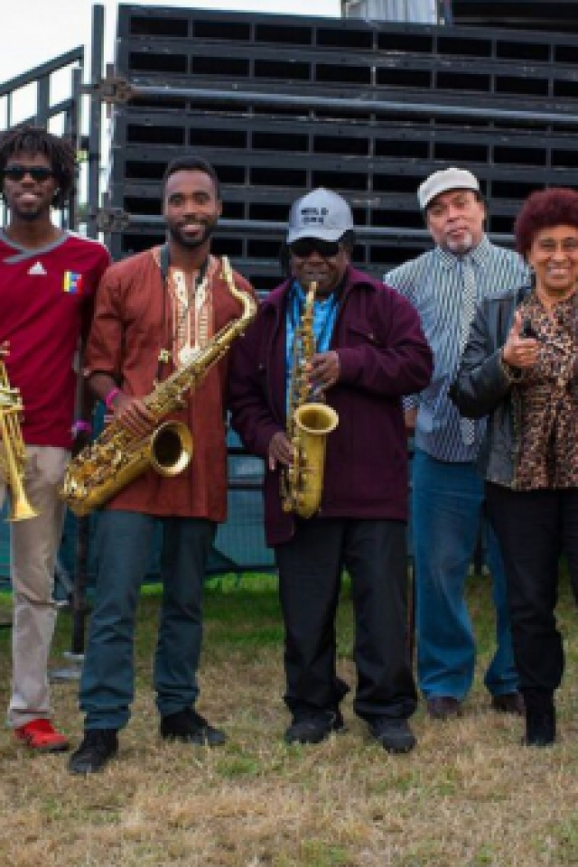 THE SKATALITES+NINA'S ROCKING SOUND @ Vip - Saint-Nazaire