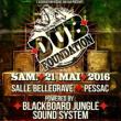 Concert Dub Foundation @ Salle Bellegrave, Pessac - 21 Mai 2016