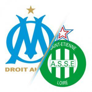Olympique de Marseille - AS Saint Etienne @ Orange Vélodrome - Marseille