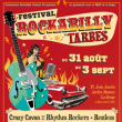 Festival rockabilly de Tarbes - Pass 2 jours
