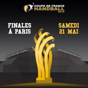 Match COUPE DE France DE HANDBALL 2016