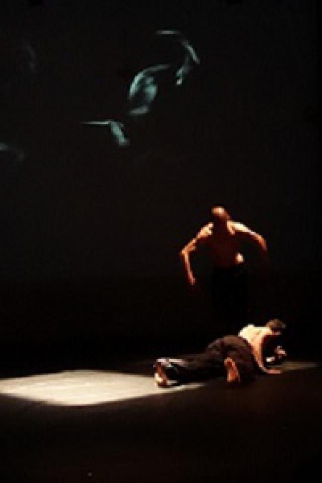 Soirée Composée Danse et Numérique @ Centre des arts  - ENGHIEN LES BAINS
