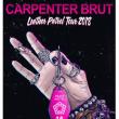 Concert CARPENTER BRUT + GUESTS