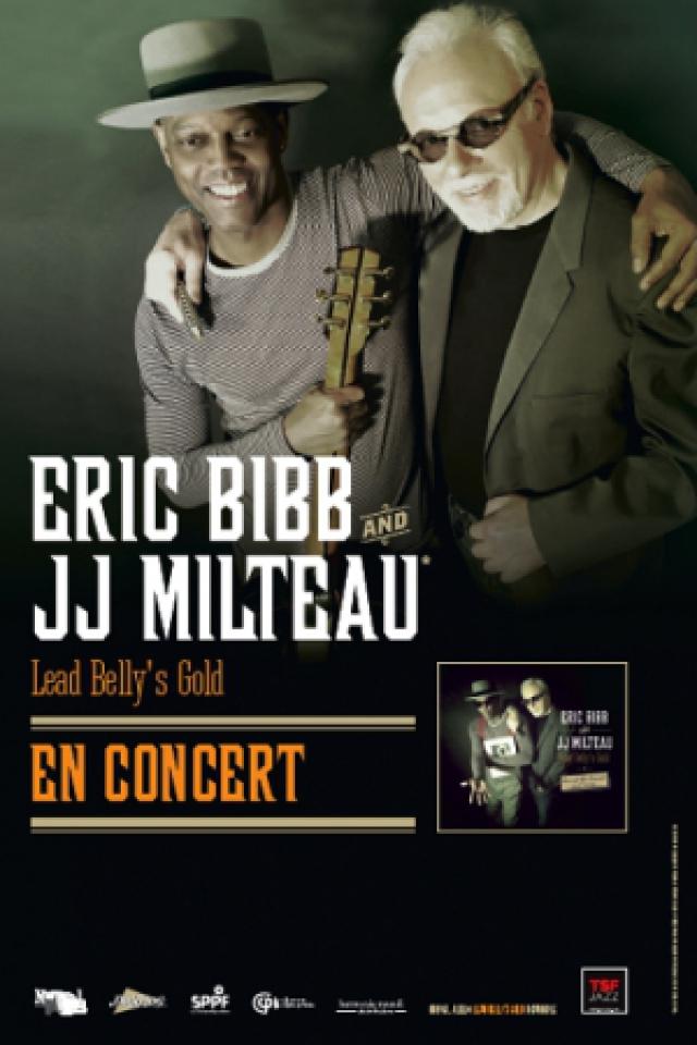 Eric Bibb & JJ Milteau + 1ère partie : Nico Wayne Toussaint @ ZENITH PYRENEES - Pau